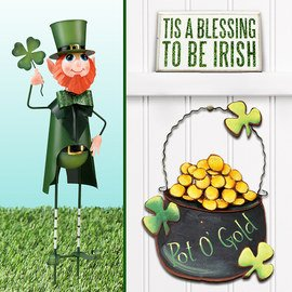 St. Patrick's Day: Home Décor