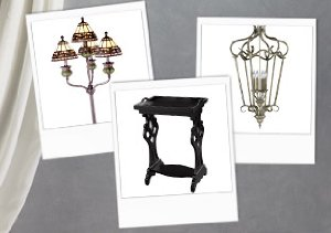 Elegant Interiors: Rugs, Lamps & More