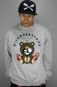 <b>Entree</b><br />Entree Lifestyle Misunderstood Teddy Heather Sweater