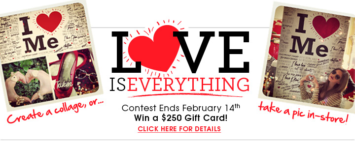 Love Is Everything Contest Ends Soon