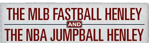 The MLB Fastball Henley and