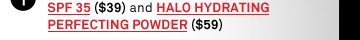 Halo Hydrating Perfecting Powder