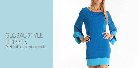 Global Style Dresses