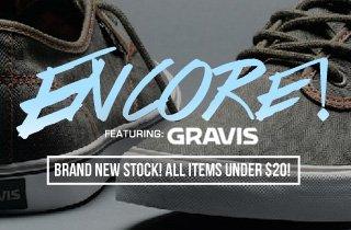 Encore: Gravis