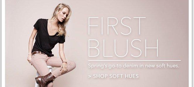 Shop Soft Hues