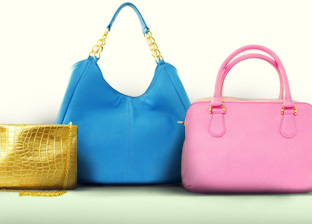 Ghibli Leather Handbags, Made in Italy