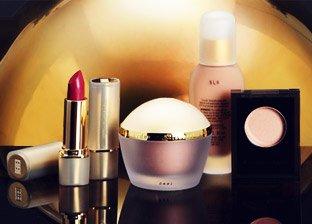 Elizabeth Arden Make-up. Made in USA