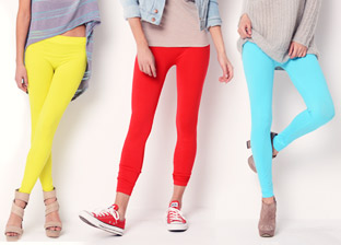 Back to Basics: Leggings Shop