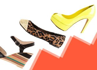 Women's Designer Shoes by Christian Dior, Chloe, Celine & more
