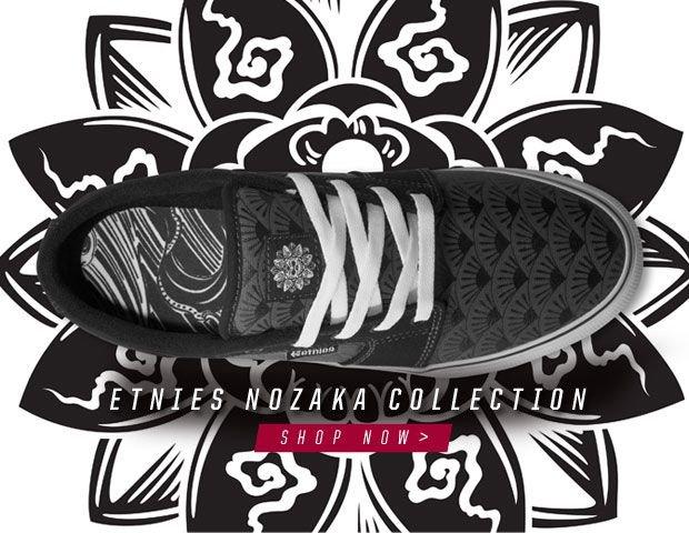 etnies Nozaka collection
