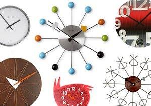 Classic & Contemporary Clocks