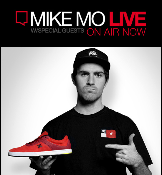 Mike Mo Live w/ Special Guests on air now