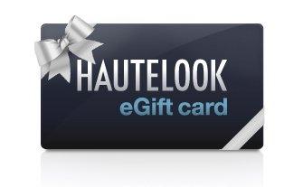 Shop HauteLook eGift cards