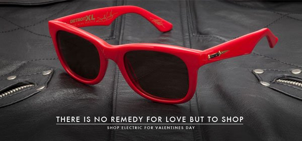 Shop Electric for Valentine's Day