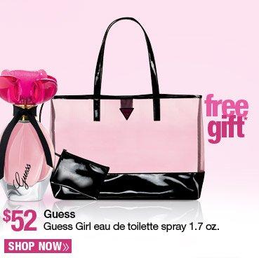 Guess Girl eau de toilette spray 1.7 oz. - $52