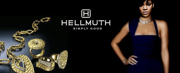 Celebrity Favorite: Hellmuth Jewelry. Made in Germany