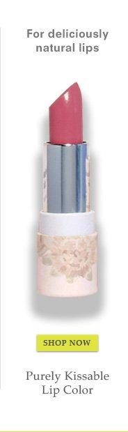 Purely Kissable Lip Color