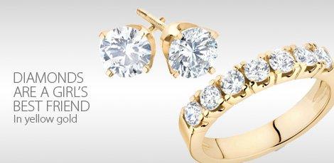 Diamonds are A Girls Best Friend (Part 2)