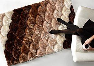 Manhattan Design District: Luxury Wool Blend Shags