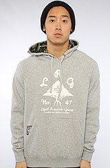 The OG Army Pullover Hoody in Ash Heather