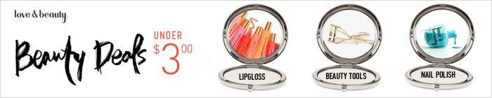 Beauty Deals - Shop Now
