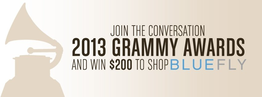 Join the Conversation 2013 Grammy's