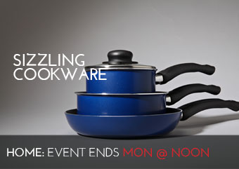 SIZZLING COOKWARE