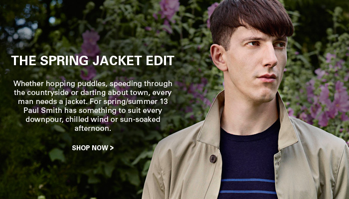 THE SPRING JACKET EDIT - Shop Now