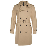 Paul Smith Coats - Taupe Trench Coat