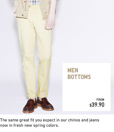 MEN BOTTOMS