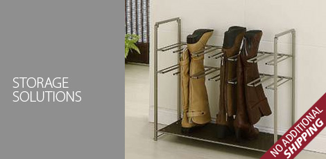 Fashionable Storage Solutions