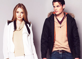 Designer Outerwear Sale by Balenciaga, CK, Chloe, Nine West & more