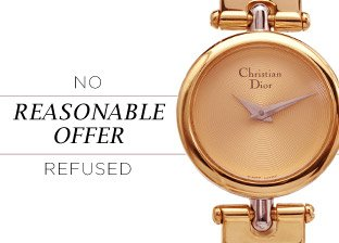 No Reasonable Offers Refused: Jewelry & Watches by Baraka, Bvlgari & more