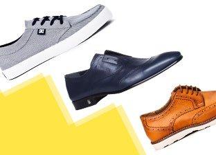 Men's Designer Shoes by Clark's, Finstone, Pelle Pelle & more