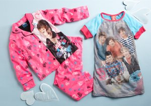 One Direction Sleepwear for Girls