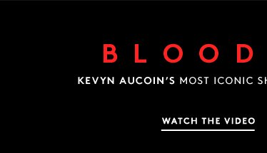 Introducing Bloodroses, the new nail lacquer from Kevyn Aucoin.