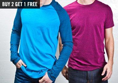 Shop Super Soft Must-Haves: Raglans +More