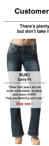 SUKI Curvy Fit. Shop now