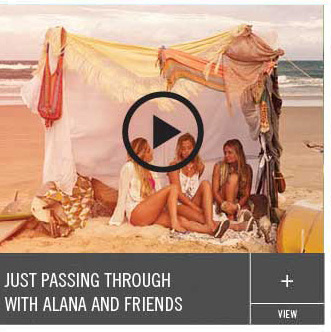 Just Passing Through With Alana and Friends