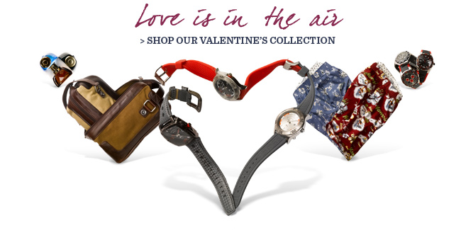 Shop Our Valentine's Collection