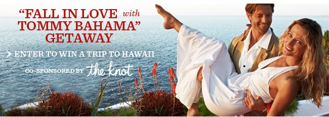 Enter To Win A Trip TO Hawaii