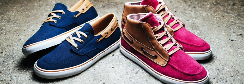Shop Radii ft. Boat & Boot-Style Sneakers