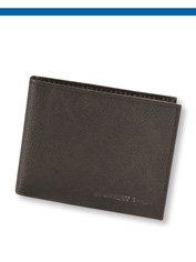 Geoffrey Beene® Leather Passcase Wallet