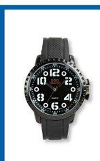 555 Turnpike™ Jumbo Rubber Dial Watch