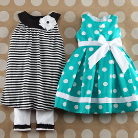 Stripes & Spots: Kids' Apparel