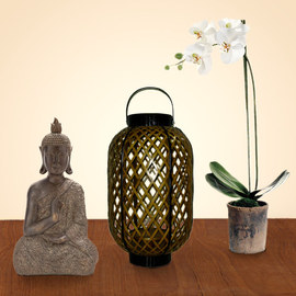 Zen Living: Home Décor