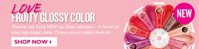 Love Fruity Glossy Color - shop now