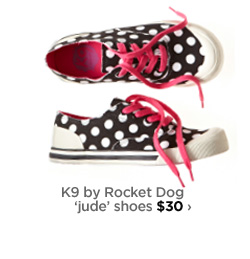 K9 by Rocket Dog 'jude' shoes $30›