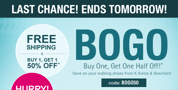 Hurry! BOGO Sale Ends Soon!