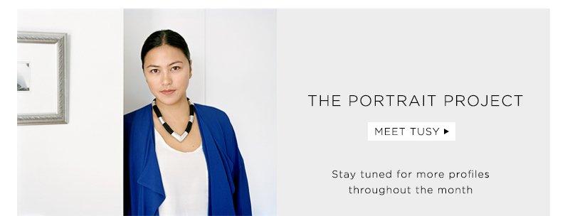 The Portrait Project.